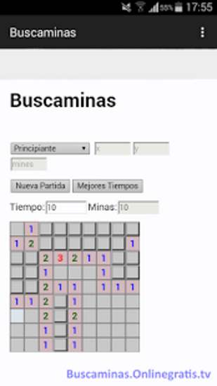 buscaminas apps