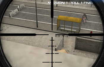 Warzone Sniper game
