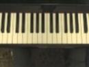 Jugar Tocar el piano